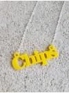Chips, halsband