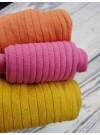 Gammelrosa strumpbyxor i bomull