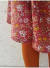 Kjol i vintagetyg