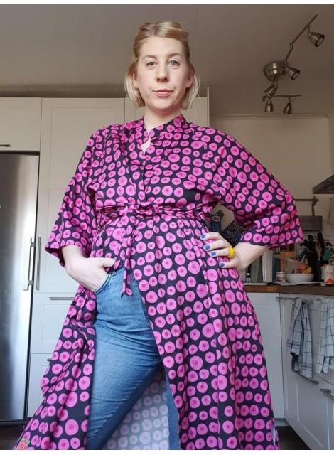 Kimono tuttar. S-3XL