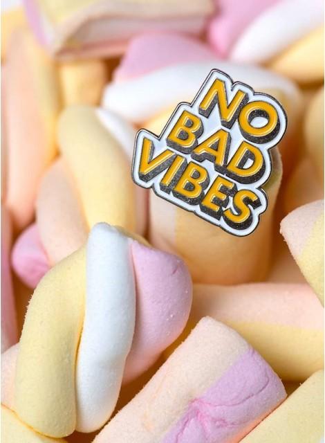 No bad wibes. Pin