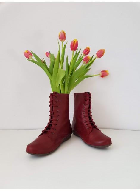 Röda kängor
