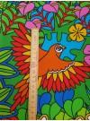 Fågel trikå tyg metervara