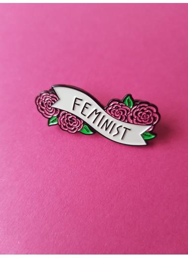 Feminist, pin