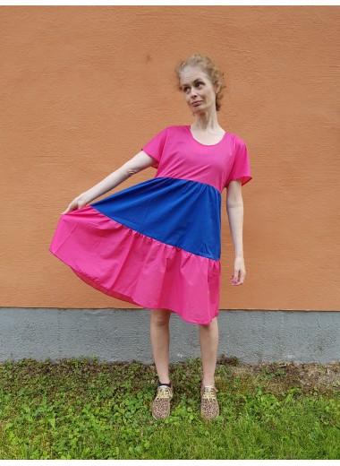 Klänning Näckros Block