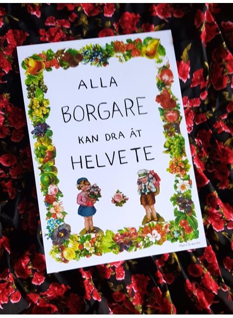 Print: Borgare