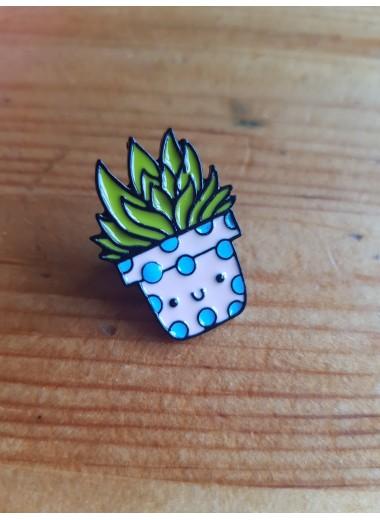 Pin Blomkruka