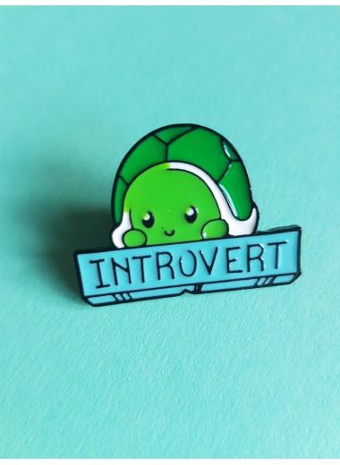 Pin. Introvert