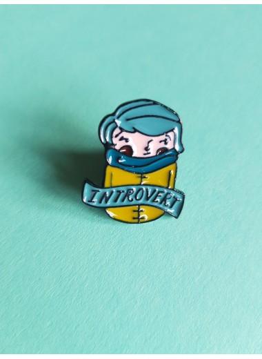 Pin. Introvert dam