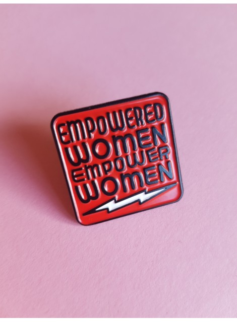 Pin. Empowered woman