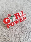 Pin. Girl power