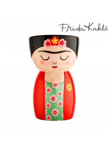 Frida Kahlo kruka/vas hög