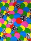 Bubbelgum Trikå metervara