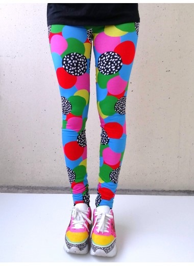 Bubbelgum leggings