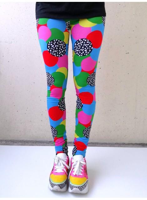 Bubbelgum leggings
