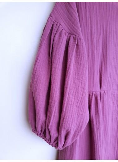 Bubbelklänning Lavendel