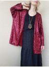 Paljett Kimono jacka
