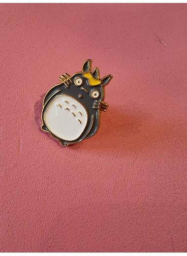 Pin. Totoro