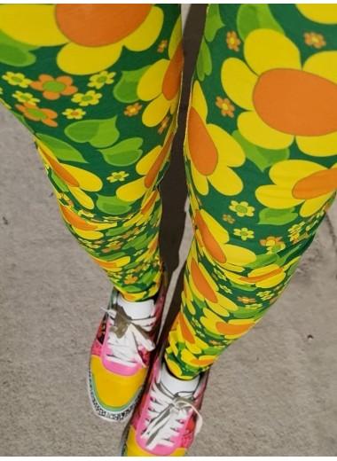 Solblomma Leggings