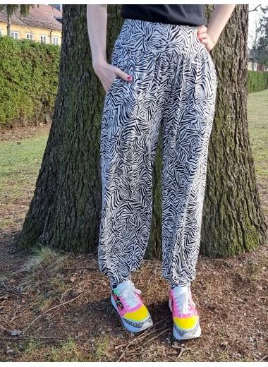 Zebra byxor