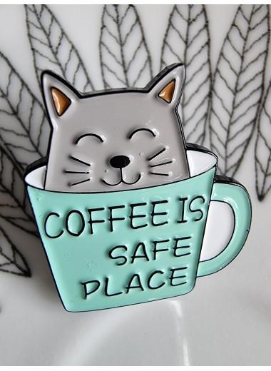 Kaffe - pin