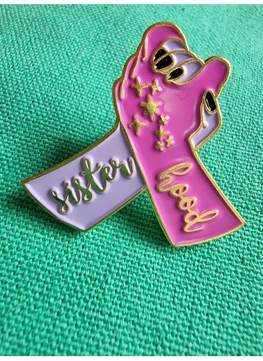 Sisterhood, pin