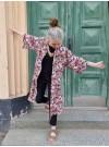 Kimono Blommor i håret