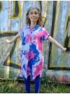 Storskjorta, batik muslin. S-2XL