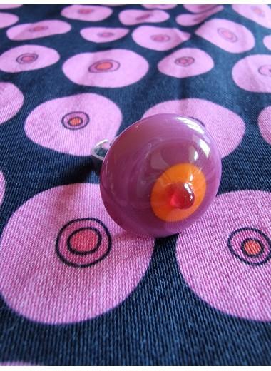 Tutt-ring i glas