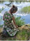 Klänning Pion: Nypon