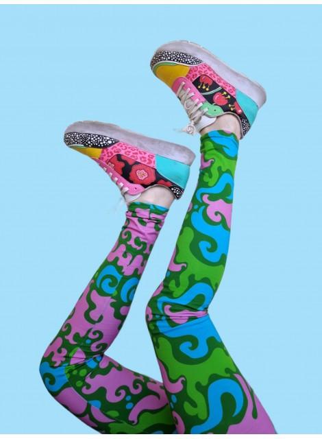 Virvel Leggings