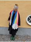 Regnbåge halsduk