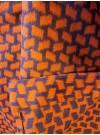 Lila/orange kappa