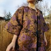 Kimono, ett så bra varje-dag-plagg. Skönheten på bilden släpps ikväll, plus en HELSVART. Vad säger ni om det va?
