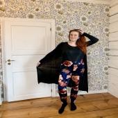 Snyggaste rosleggingsen. Dans (svep!) och bild av @busigastunder 💕 Följer ni henne? Leggingsen är i ny förbättrad version med högre midja.